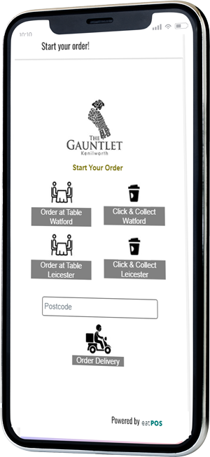 order at table contactless ordering epos apps